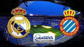 Live: Ρεάλ Μαδρίτης – Εσπανιόλ