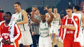 Ολυμπιακός - Ζαλγκίρις: Ο ημιτελικός στο Final 4 του 1999 (pics & vid)