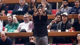Μένει ως έχει η ποινή αποκλεισμού στον Γιαννακόπουλο