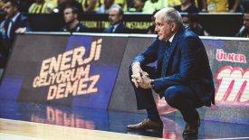 Ομπράντοβιτς: «Είμαστε ένα βήμα μακριά από το Final 4»