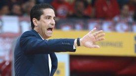 Σφαιρόπουλος: «Ελπίζω οι δηλώσεις του Σάρας να μην επηρεάσουν ξανά τους διαιτητές!»