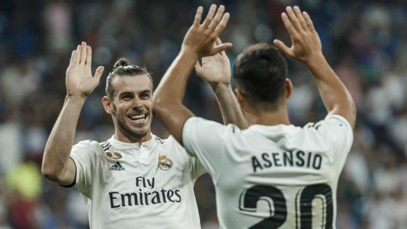 Ρεάλ Μαδρίτης - Χετάφε 2-0 (vid)