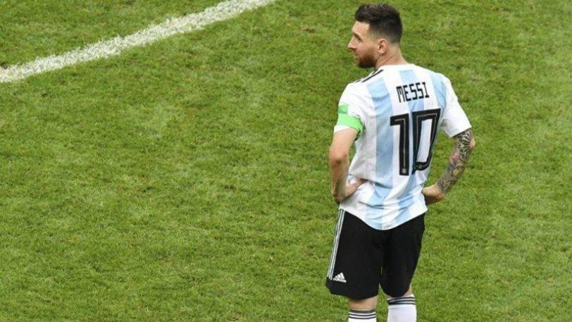 Αφήνει -για λίγο- την Εθνική Αργεντινής ο Μέσι