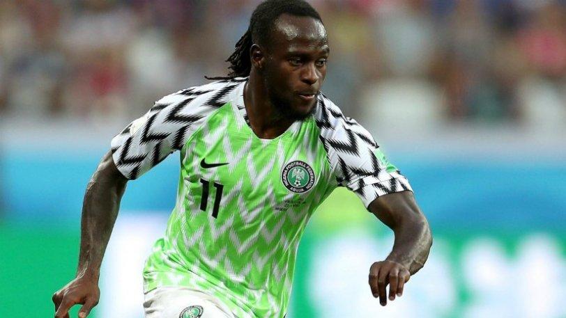 Ο Βίκτορ Μόουζες σταμάτησε από τη Νιγηρία σε ηλικία 27 ετών
