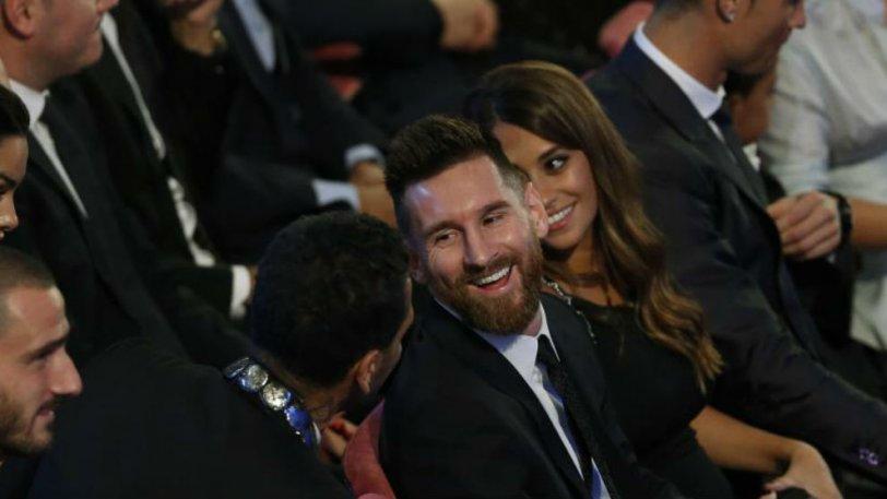 Παρών στα βραβεία της FIFA κι ας μην είναι υποψήφιος ο Μέσι!
