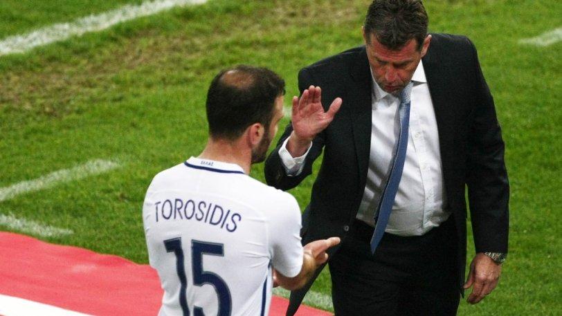 Τι ψήφισαν Σκίμπε-Τοροσίδης στα βραβεία της FIFA