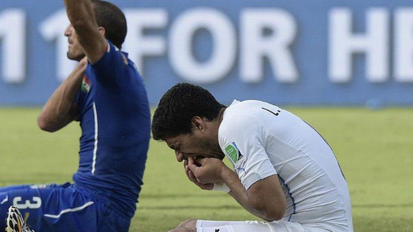 Η εκδίκηση ήρθε μέσω FIFA19: Ο Κιελίνι δάγκωσε τον Σουάρες! (pic & vid)