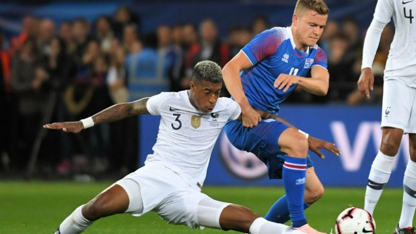 Γαλλία - Ισλανδία 2-2