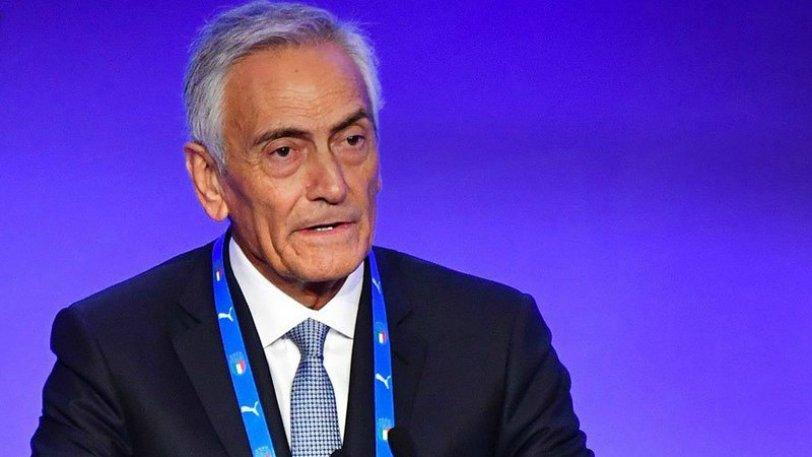 Γκραβίνα ο νέος πρόεδρος της Ιταλικής Ομοσπονδίας