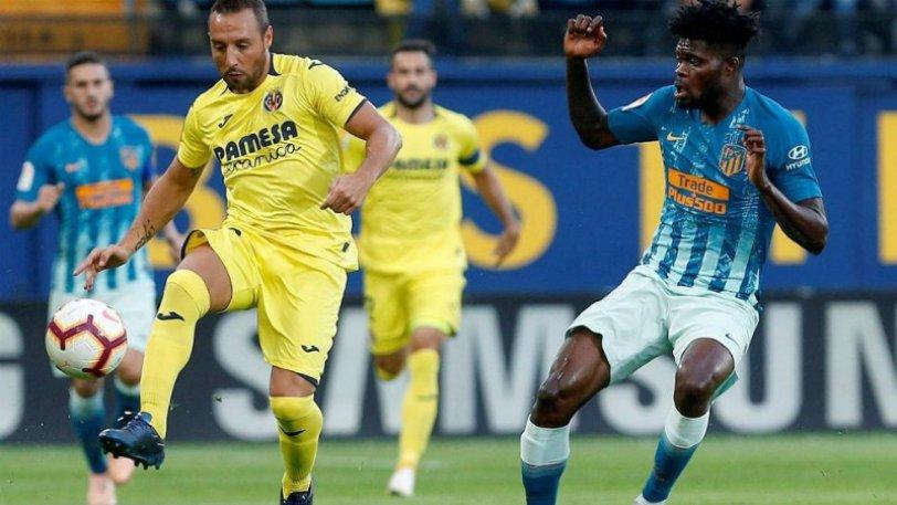Βιγιαρεάλ - Ατλέτικο Μαδρίτης 1-1