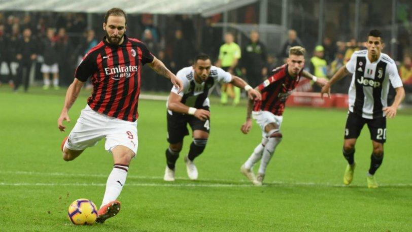 Κι όμως, τα περισσότερα πέναλτι στη Serie A δεν τα έχει η Γιούβε