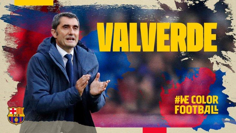 Μπαρτσελόνα: Ανανέωσε ο Βαλβέρδε κι επίσημα μέχρι το 2020