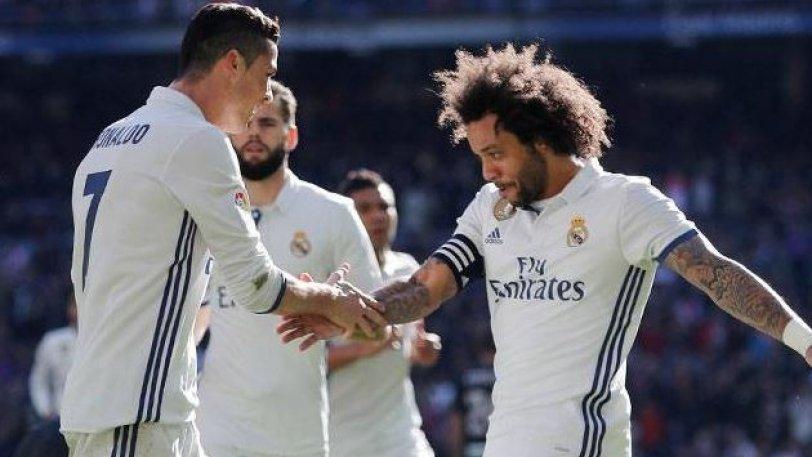 Ο Ρονάλντο αποκάλυψε στον Μαρσέλο ότι θα έφευγε από τη Ρεάλ Μαδρίτης στην προπόνηση του τελικού του Champions League