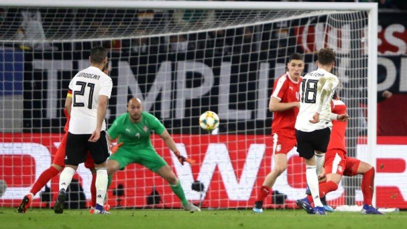 Γερμανία – Σερβία 1-1
