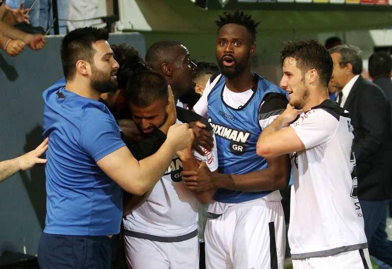 Ναμπί στο gazzetta.gr: «Ήταν απίστευτο συναίσθημα με τον Πλατανιά, οι οπαδοί του ΟΦΗ είναι… τρελοί!»