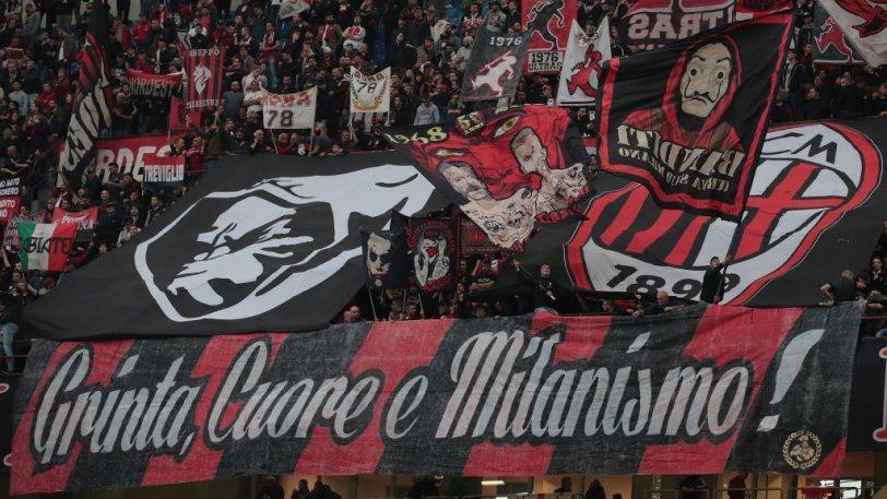 Ultras Μίλαν: «Οποιος φοβάται να μείνει στα αποδυτήρια» (pic)