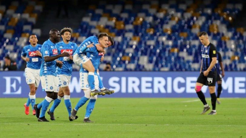 Νάπολι - Ίντερ 4-1: Ταπεινώθηκε και θέλει μία νίκη για το Champions League (vid)