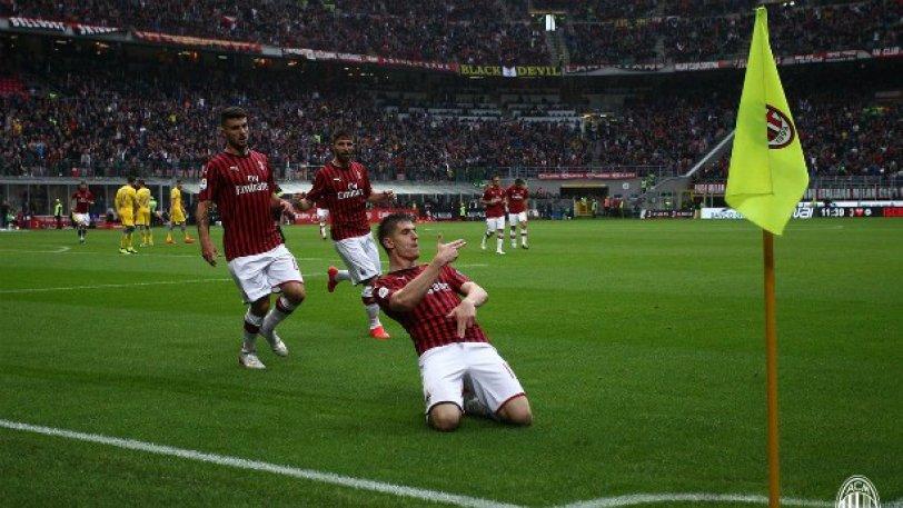 Μίλαν - Φροζινόνε 2-0: Ελπίζουν για σεντόνι οι ροσονέρι! (vid)