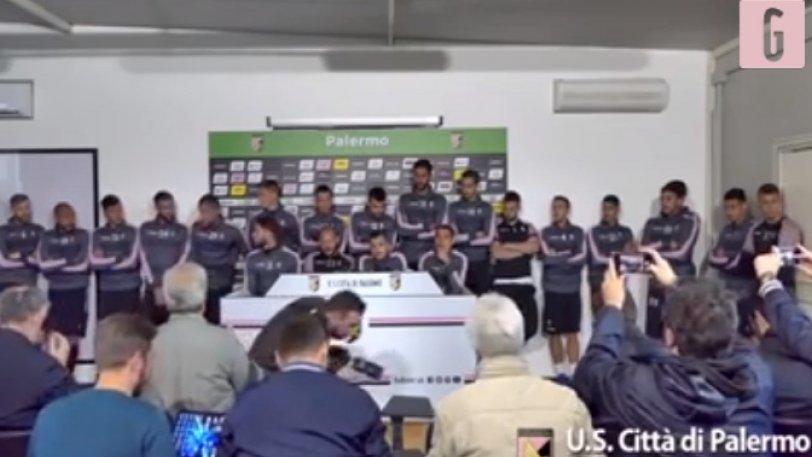 Παίκτες της Παλέρμο: «Μας έκλεψαν το δικαίωμα να παίξουμε στη Serie A»!