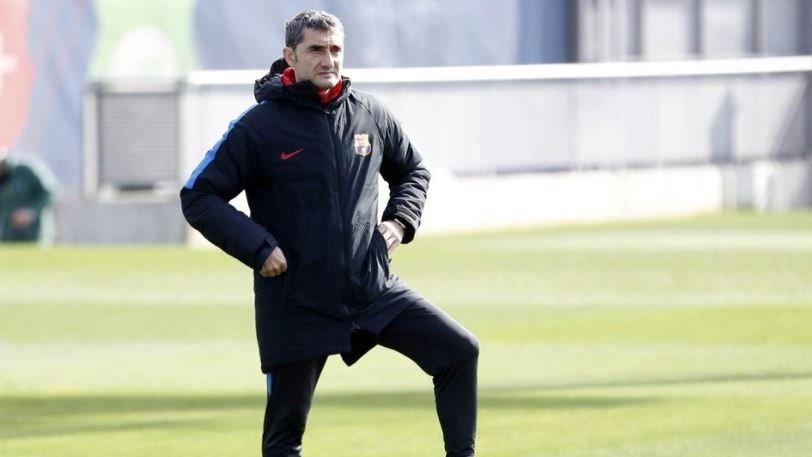 Μπαρτομέου: «Ο Βαλβέρδε είναι ο προπονητής που θέλουμε και στηρίζουμε»