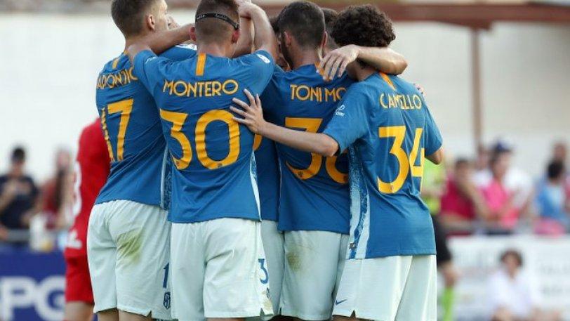Νουμάνθια – Ατλέτικο Μαδρίτης 0-3: Με τριάρα στη νέα εποχή (vid)