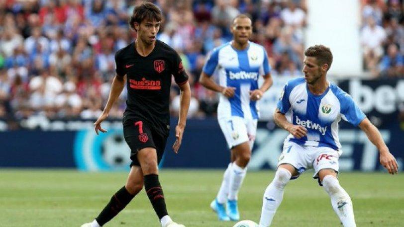 Λεγανιές - Ατλέτικο Μαδρίτης 0-1: Με ασίστ του Ζοάο Φέλιξ (vid)