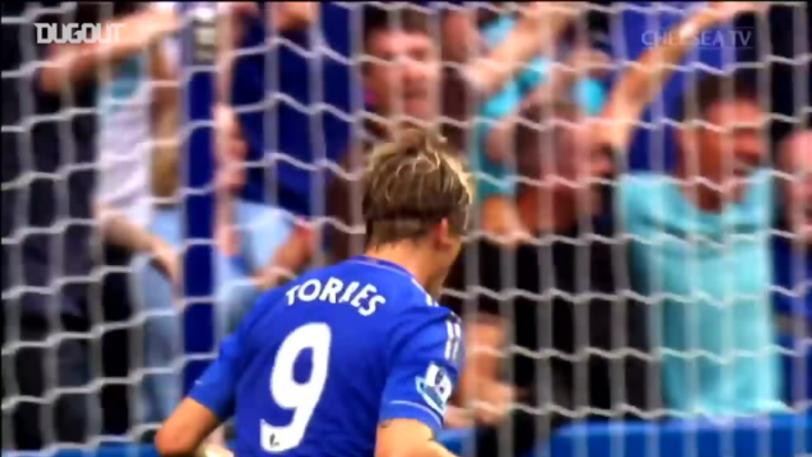 Τόρες - Τσέλσι: Τα 5 καλύτερα γκολ (vid)