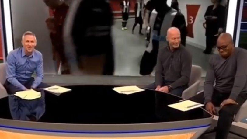 Ίαν Ράιτ: Γελάει συνέχεια στο στούντιο με τις ατάκες του Λίνεκερ! (vid)