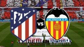 LIVE: Ατλέτικο Μαδρίτης – Βαλένθια