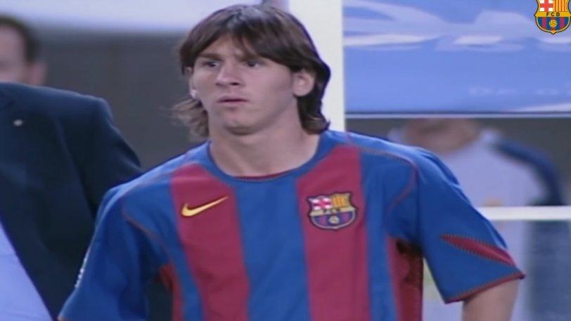 Μέσι: Η μέρα που τον γνώρισε το παγκόσμιο ποδόσφαιρο (vids)