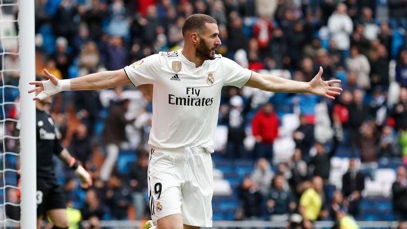 Εϊμπάρ - Ρεάλ Μαδρίτης 0-4: Παίρνει μπρος και είναι κορυφή (vid)