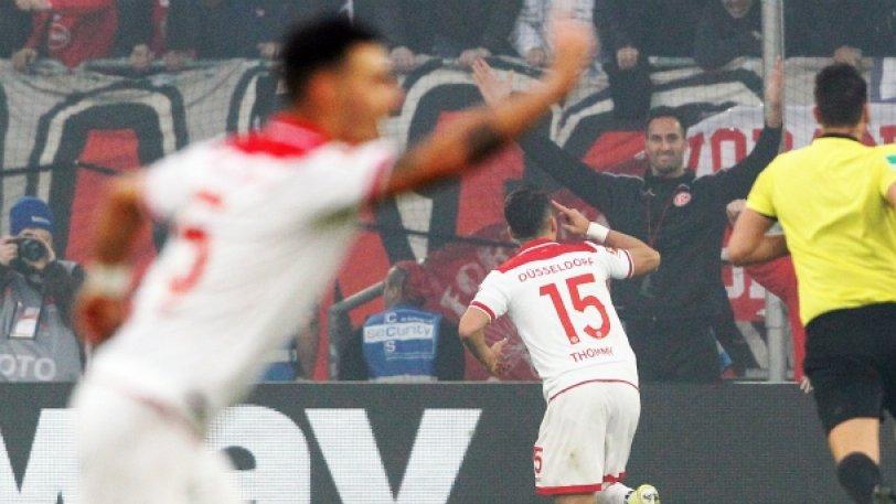 Φορτούνα Ντίσελντορφ – Κολωνία 2-0: Πήρε το ντέρμπι και... ανάσα (vid)