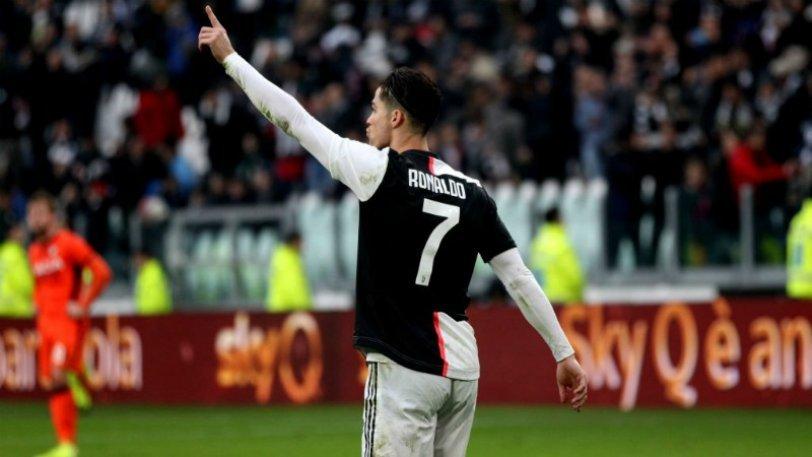 Ο Ρονάλντο σημειώνει διψήφιο αριθμό τερμάτων για 15 σερί σεζόν!