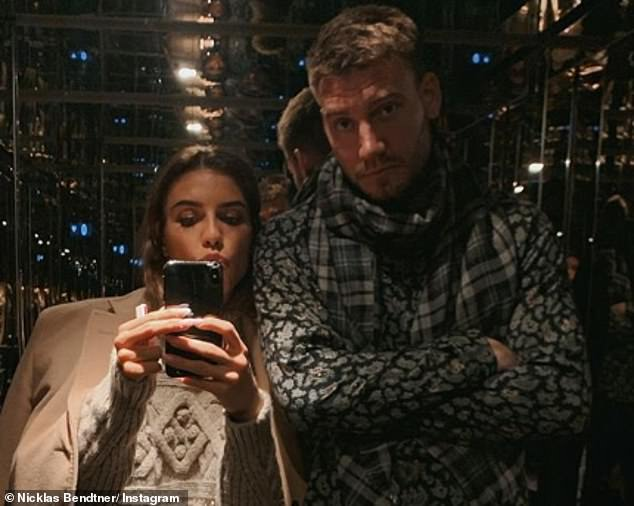 Nicklas Bendtner and his girlfriend Philine are going to star in their own reality TV show