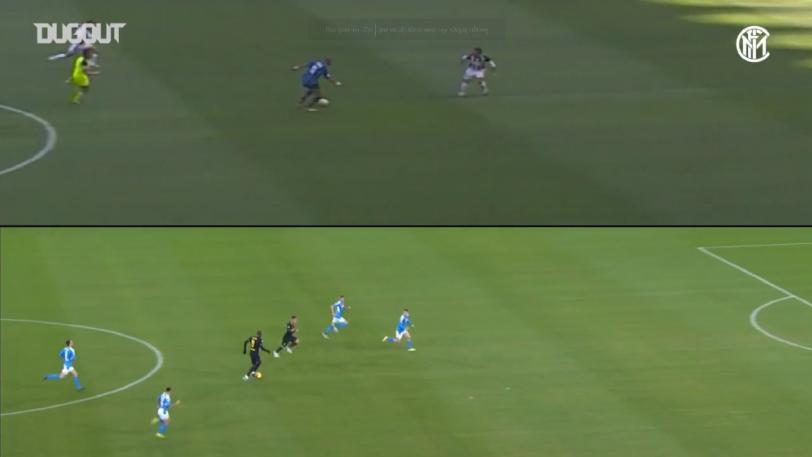 Ο Λουκάκου σκοράρει το ίδιο γκολ με τον Αντριάνο, 15 χρόνια μετά! (vid)