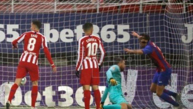 Έιμπαρ - Ατλέτικο Μαδρίτης 2-0: Αδιόρθωτη... (vid)