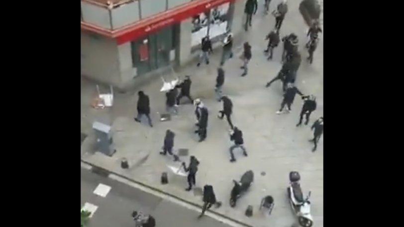 Εσπανιόλ - Αθλέτικ Μπιλμπάο: «Οδομαχίες» στη Βαρκελώνη πριν τη σέντρα! (vid)
