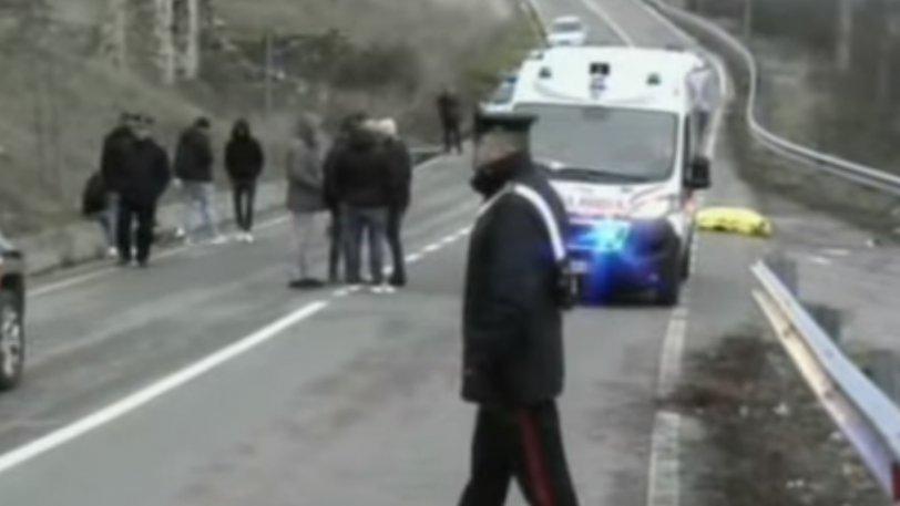 Ιταλία: Δολοφονία οπαδού από χτύπημα με αυτοκίνητο!