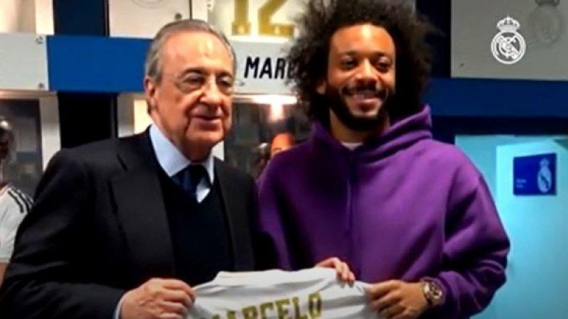 Μαρσέλο - Ρεάλ Μαδρίτης: Έφτασε τις 350 συμμετοχές στη La Liga και συνεχίζει (vid)