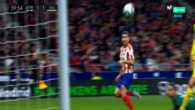 Ατλέτικο Μαδρίτης – Βιγιαρεάλ 3-1: Ανατροπή από τα παλιά και τρίτη θέση (vid)