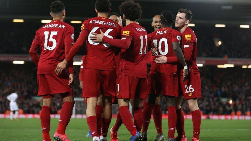 Λίβερπουλ: Ισοφάρισε τις νίκες των Invincibles!