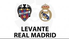LIVE: Λεβάντε – Ρεάλ Μαδρίτης