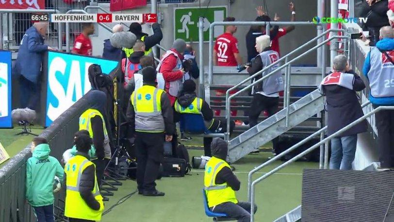 Χόφενχαϊμ – Μπάγερν: Ο Φλικ απαίτησε από τους οπαδούς να κατεβάσουν πανό με υβριστικό περιεχόμενο (vid)
