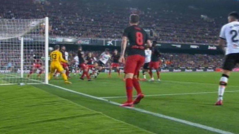 Βαλένθια – Ατλέτικο Μαδρίτης 2-2: Ματσάρα χωρίς νικήτρια (vid)