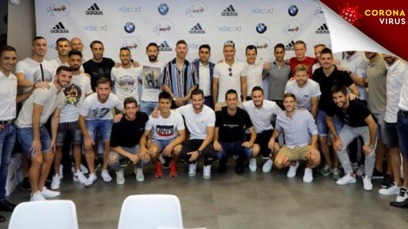 Κορονοϊός: Οι παίκτες της La Liga λένε «όχι» στις περικοπές