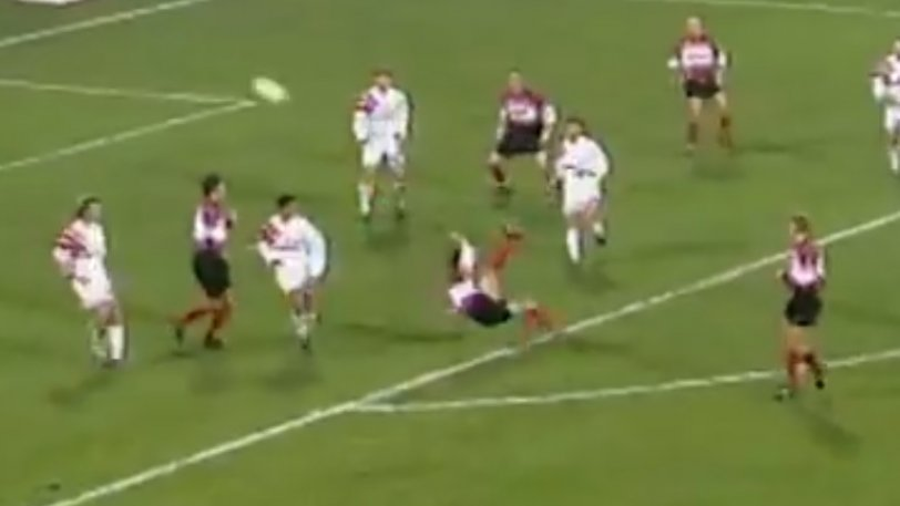 SG Wattenscheid 09: Μια κομπίνα που πήγε στραβά και κατέληξε σε... γκολ με ανάποδο ψαλίδι! (vid)