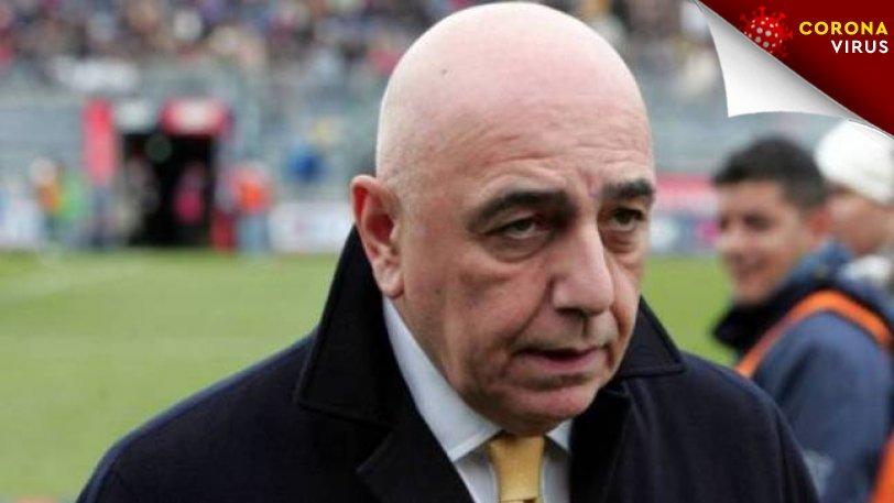 Καμπανάκι Γκαλιάνι: «Αν δεν τελειώσει η σεζόν, το ιταλικό ποδόσφαιρο θα διαλυθεί»