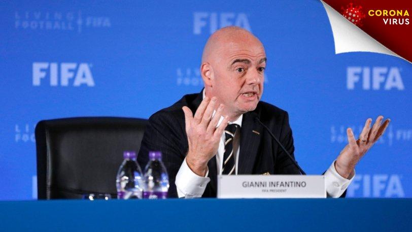 Ινφαντίνο: «Υπάρχουν άνθρωποι που πεθαίνουν, δεν μπορούμε να μιλάμε για ποδόσφαιρο» (vid)