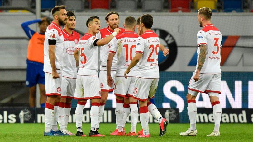 Φορτούνα - Σάλκε 2-1: Ανατροπή... παραμονής! (vid)