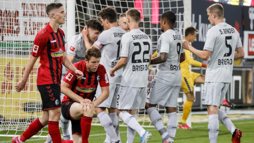 Φράιμπουργκ - Λεβερκούζεν 0-1: Ο Χάβερτς χάρισε τριάδα και... Ασπιρίνες (vid)